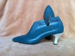2 1/4 inch high heel shoe last